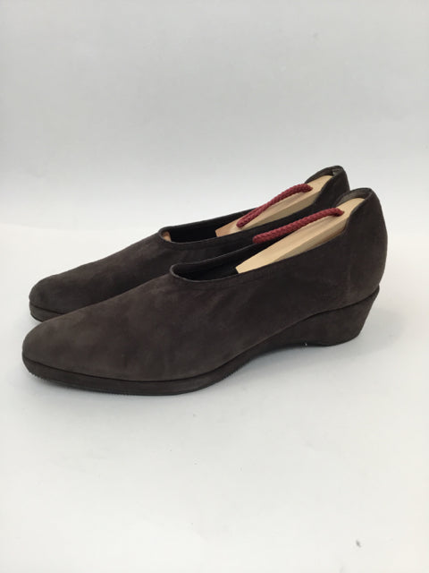 Jean Paul Barriol 39.5 Brown Wedges