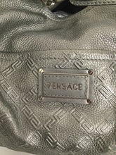 Load image into Gallery viewer, Vintage Gianni Versace Silver Purse