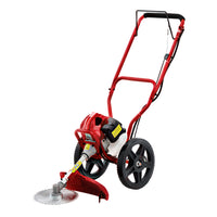 Giantz 3 in 1 Wheeled Trimmer - Orange