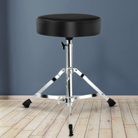 Adjustable Drum Stool Throne Stools Seat Chairs Chair Electric Guitar Piano Kits
