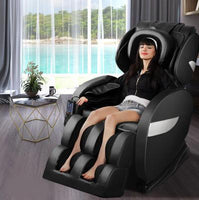 "Livemor Electric Massage Heating Recliner ""38 Airbags"""
