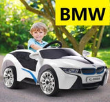 Kids BMW i8 Style Electric Ride-on Car