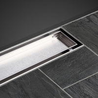 Cefito 1000mm Stainless Steel Insert Shower Grate