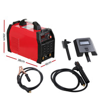 Giantz 300Amp Inverter Welder MMA ARC iGBT DC Gas Welding Machine Stick Portable