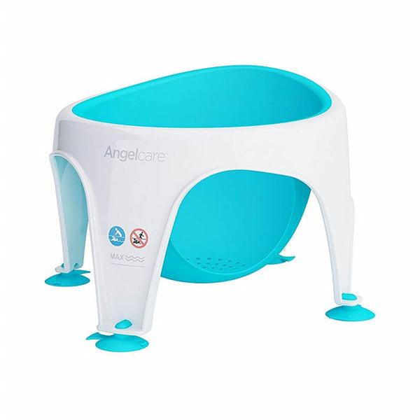 Angelcare Baby Bath Soft Touch Ring Seat - Aqua