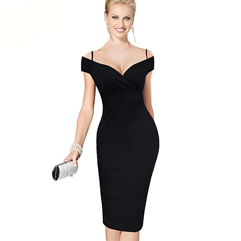Elegant Semi Formal Pencil Dress By Every Diva Boutique Every Diva