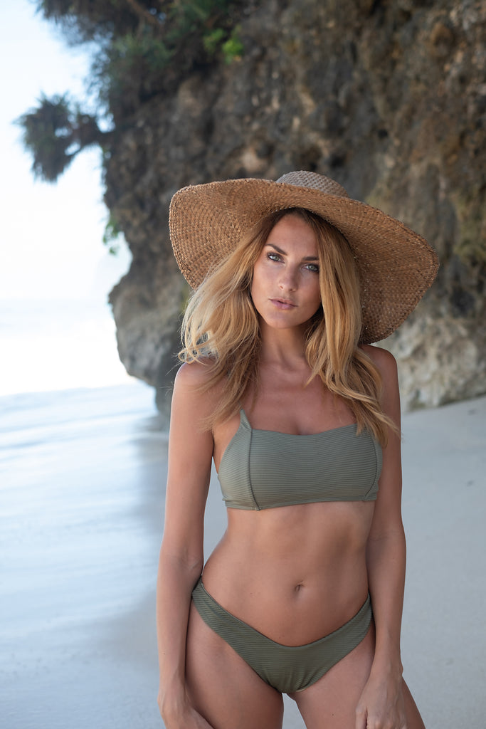 Bromo Hat Tanned