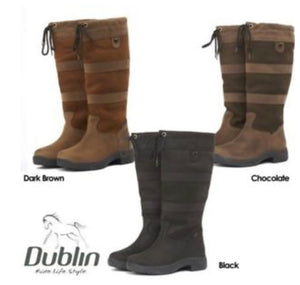 Dublin country river boot