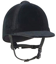 Load image into Gallery viewer, Charles Owen velvet Rider Hat