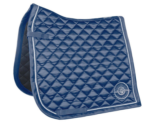 HKM Elemento saddle pad - deep blue