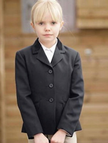 Shires child Cotswold show jacket