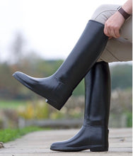 Load image into Gallery viewer, Shires Rubber Long Boot Ladies