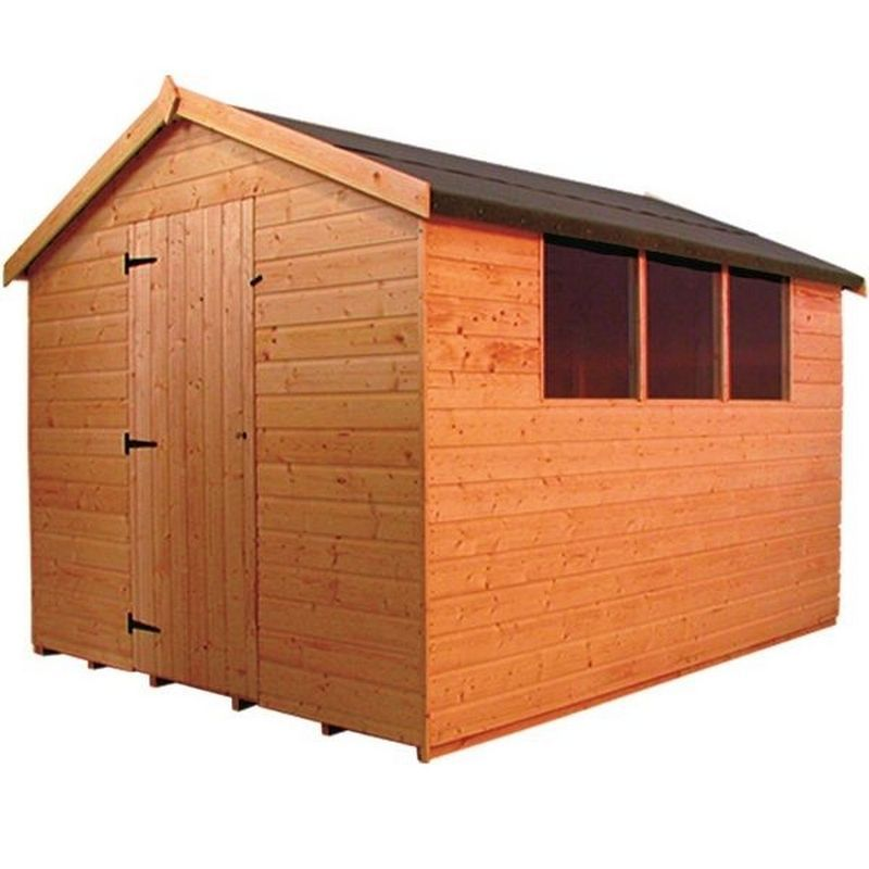 Sheds For The New Year!
