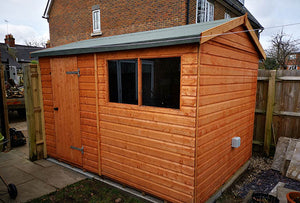 Major Heavy Duty Apex (15mm Cladding)