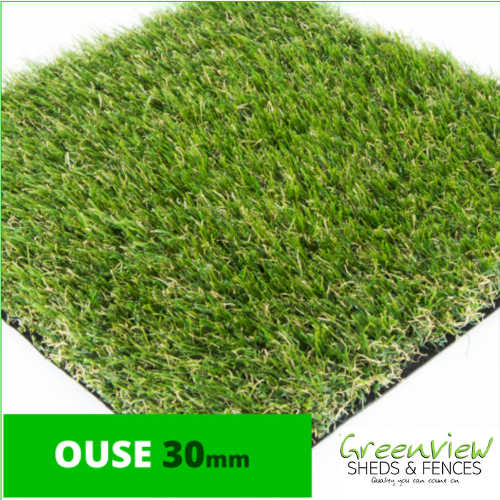 Ouse Artificial Grass (30mm Super Soft) - £14.99 per m2