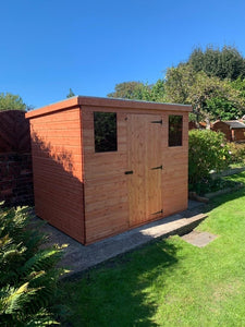 Greenview Pent Shed (In Stock Ready)