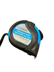 Site Mate Premium Tape Measure 5m/16ft