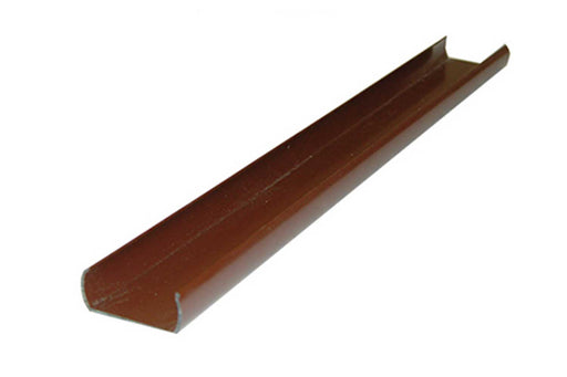 Standard UPVC utility strip - Greenview Sheds & Fences Ltd