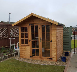 Clipston - Treated - Greenview Sheds & Fences Ltd