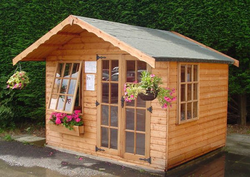 Cotswold - Treated - Greenview Sheds & Fences Ltd