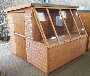 Dual (Potting Shed) - Treated