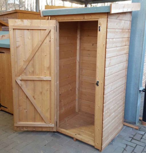 Half wallshed - Treated - Greenview Sheds & Fences Ltd