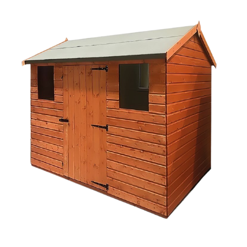 Greenview Hypex Shed (High Apex)