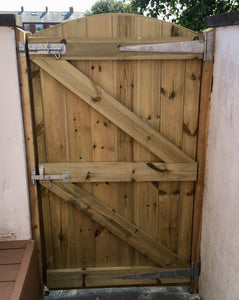 Tongue & Groove Gates