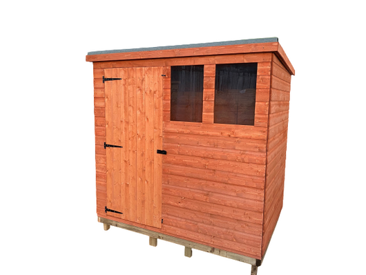 Greenview Pent Shed