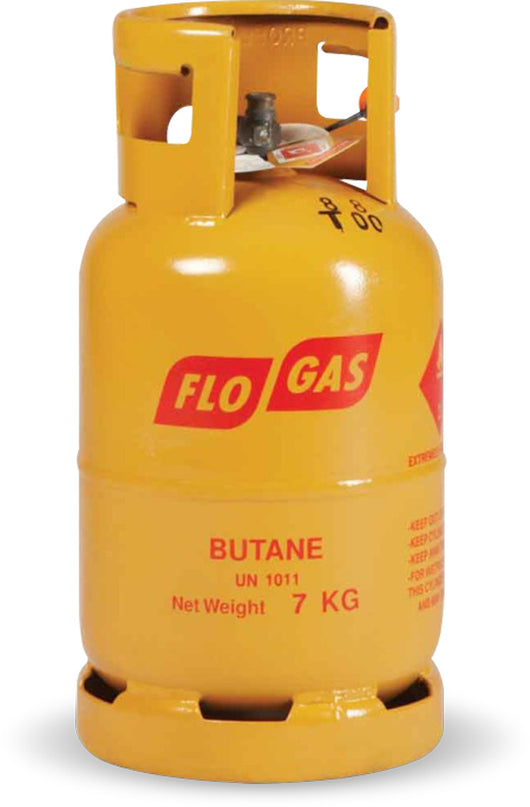 7kg Butane Gas Bottle