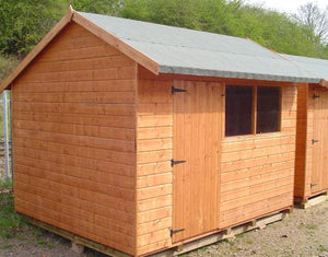 Pytchley (Treated) - Greenview Sheds & Fences Ltd