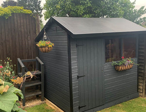 Pytchley Apex Shed