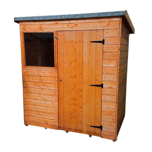 Suffolk Pent Shed