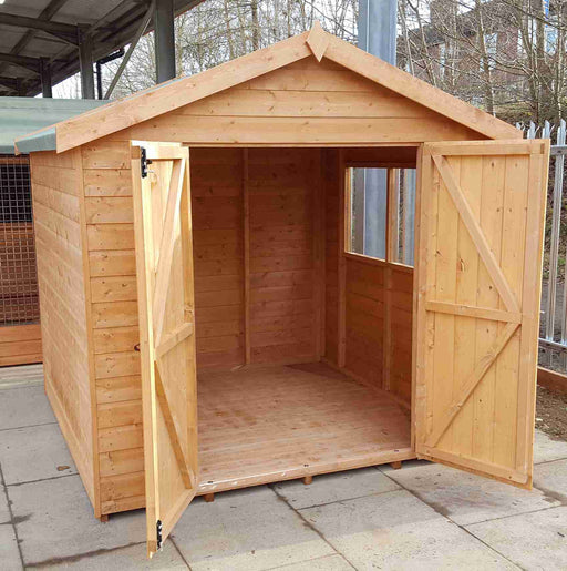 Surrey (Treated) - Greenview Sheds & Fences Ltd