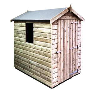 Greenview Tanalised Apex Shed - In Stock