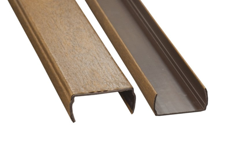 Premium foil UPVC utility strip - Greenview Sheds & Fences Ltd