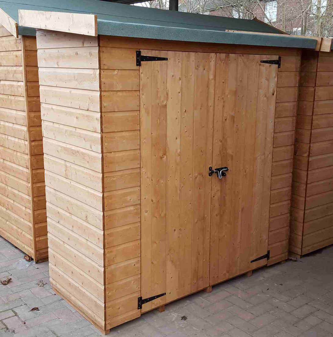 Wallshed (Treated) - Greenview Sheds & Fences Ltd