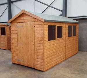 Warwick plus (Treated) - Greenview Sheds & Fences Ltd