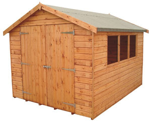 Warwick (Treated) Heavy Duty (15mm) - Greenview Sheds & Fences Ltd