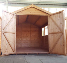 Load image into Gallery viewer, Warwick (Treated) Heavy Duty (15mm) - Greenview Sheds & Fences Ltd