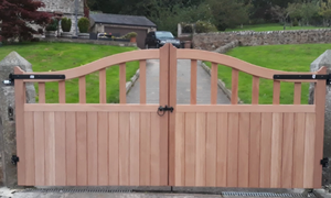 Wyre *Choice of thickness* (Price per leaf) - Greenview Sheds & Fences Ltd