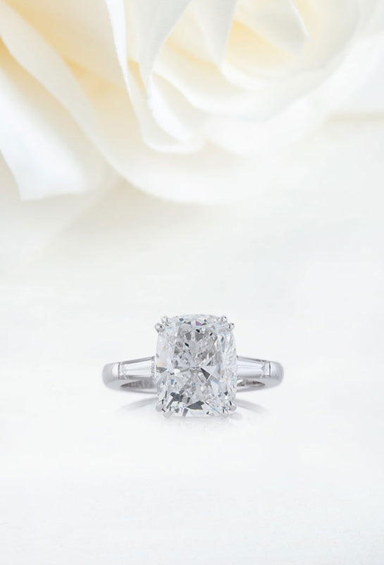 Bespoke diamond engagement rings from NOA fine jewellery