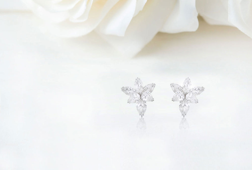 Bespoke diamond bridal jewellery from NOA fine jewellery London
