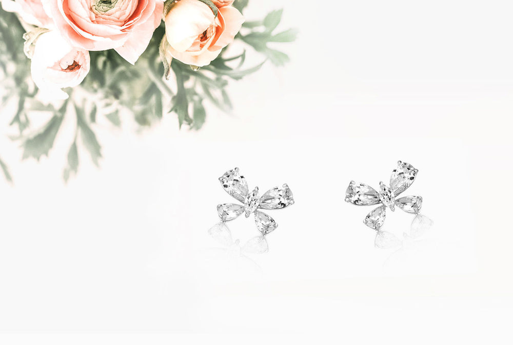 Diamond Bridal Jewellery from NOA fine jewellery in London