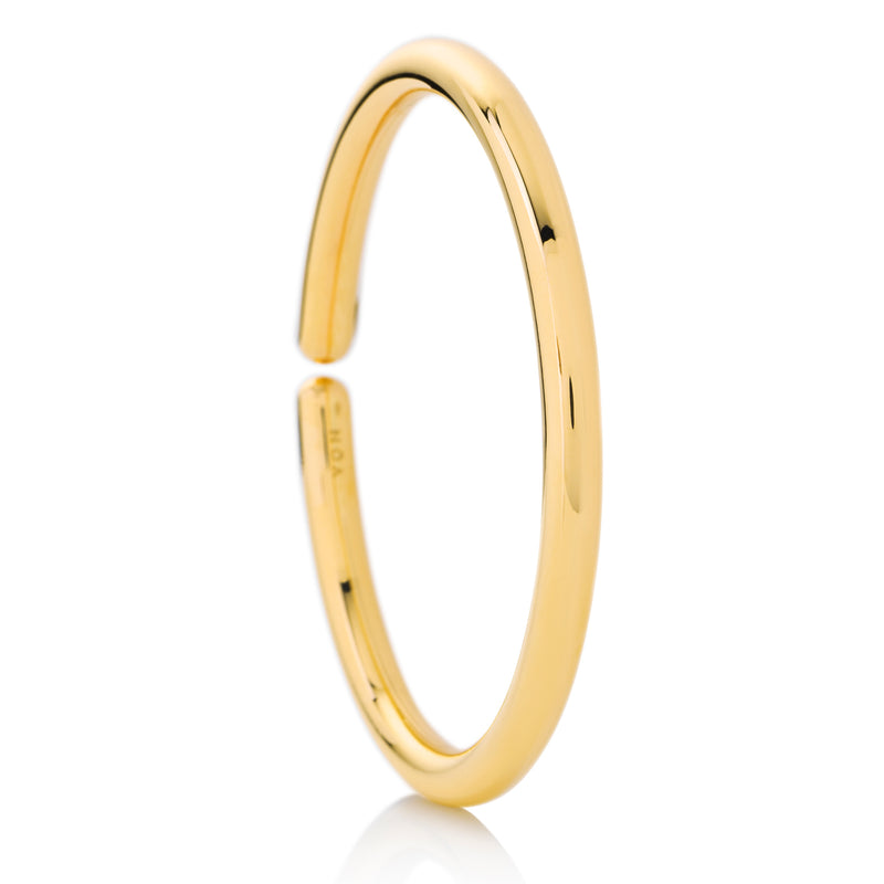 d'Oro Bangle in Yellow Gold from NOA fine jewellery