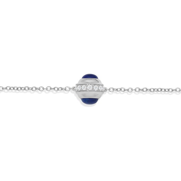NOA mini Evil Eye Mama in 18 karat white gold