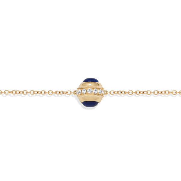 NOA mini Evil Eye Mama Yellow Gold