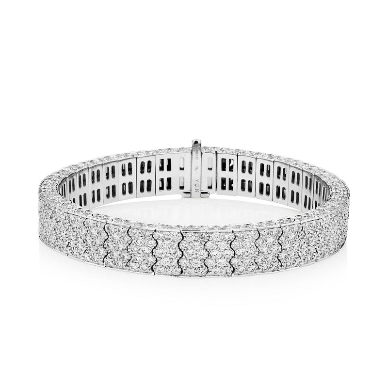 Diamond Link Bracelet from NOA Icons by NOA fine jewellery