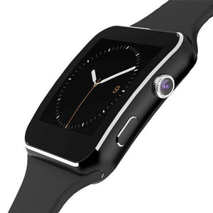 Smartwatch X6 Touch Screen - Bluetooth para Android