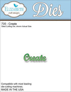 Elizabeth Craft Designs - Dies - Create